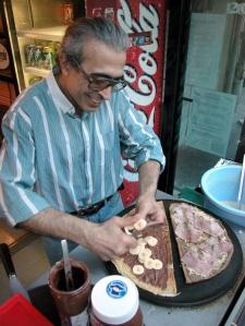 making crepes 2