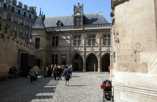 Musee Cluny exterior