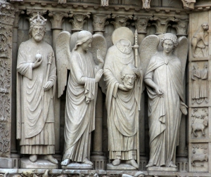 NDP st Denis with angels