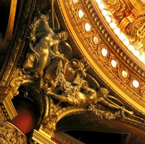 Palais Garnier - putti