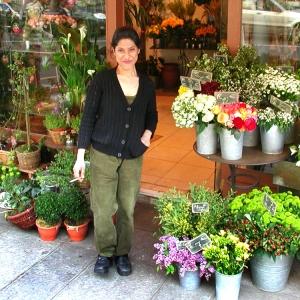 Paris floweriste