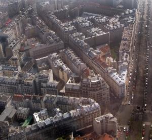 paris jumble square