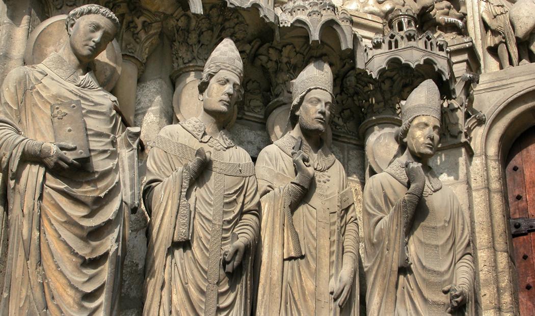row of saints horiz