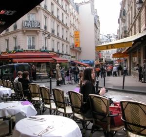 rue de huchette