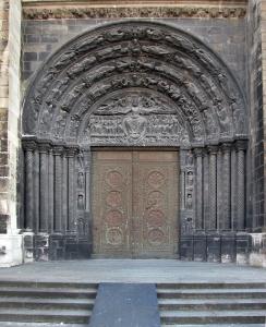 SD central portal detail