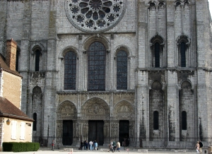 west facade 1