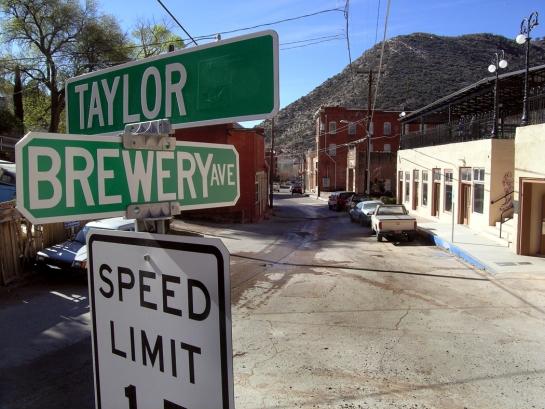 Brewery Gulch, Bisbee