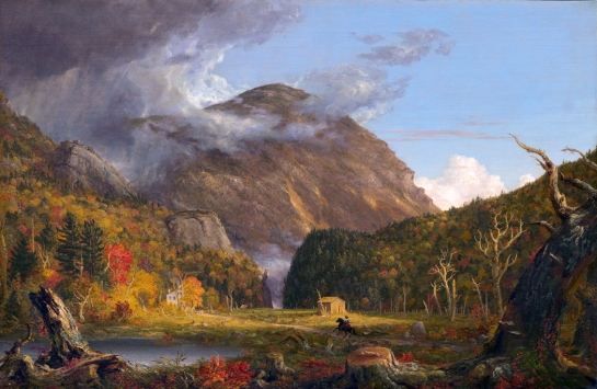 Thomas Cole, Crawford Notch