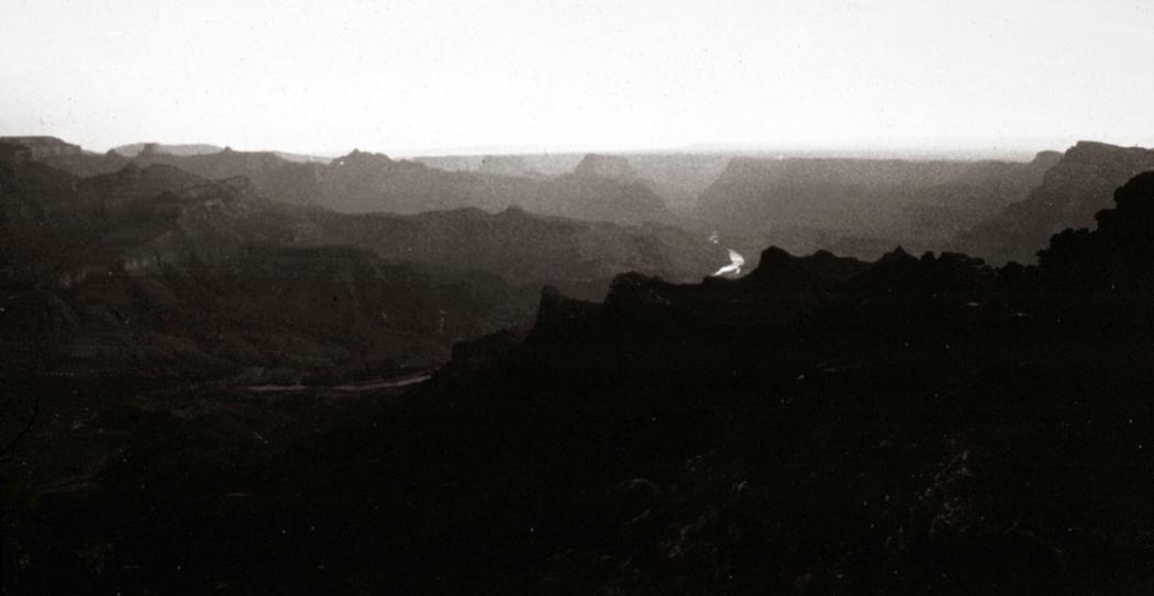 Dawn, Grand Canyon