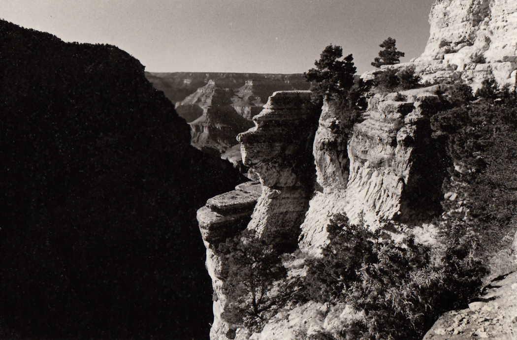 Grand Canyon NP, with shadow