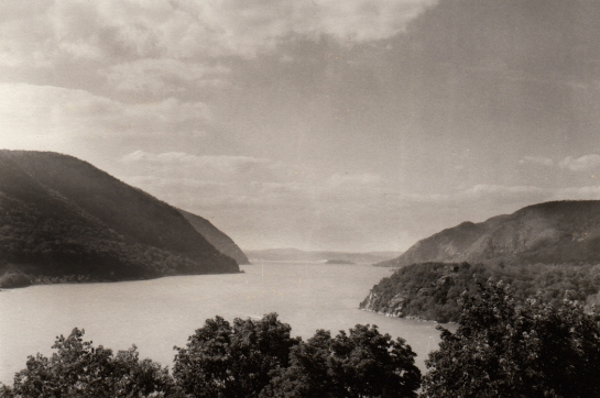 Hudson River, West Point