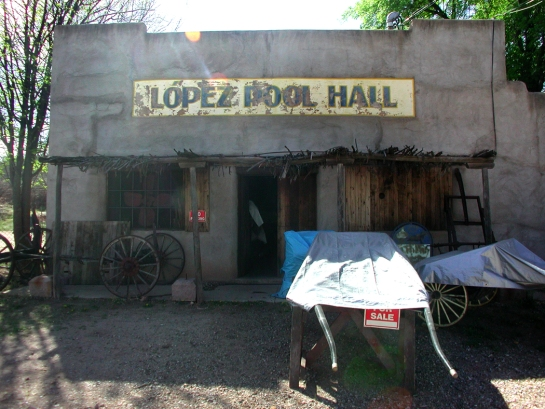 Lopez Pool Hall, Patagonia