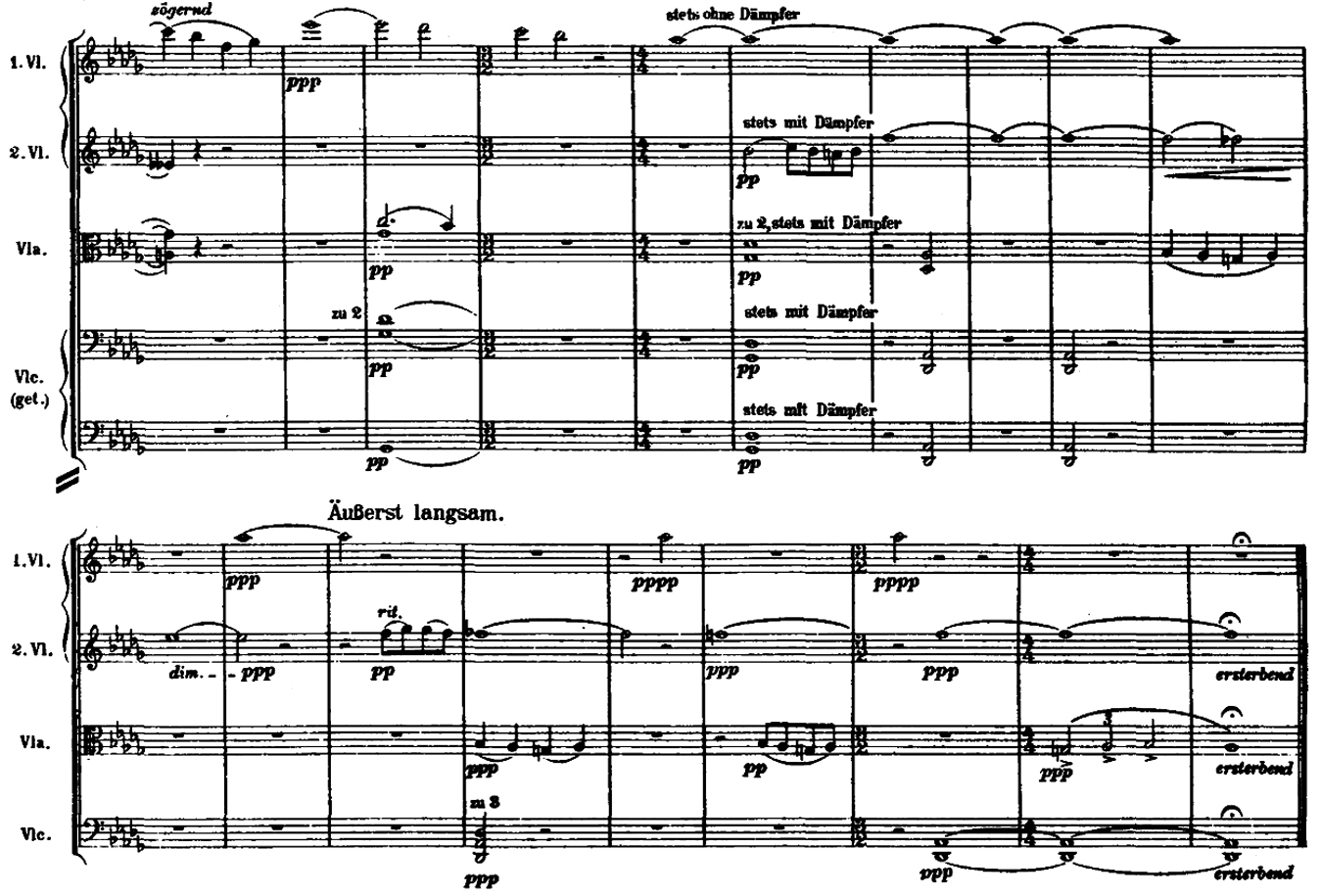 Mahler symphony 9