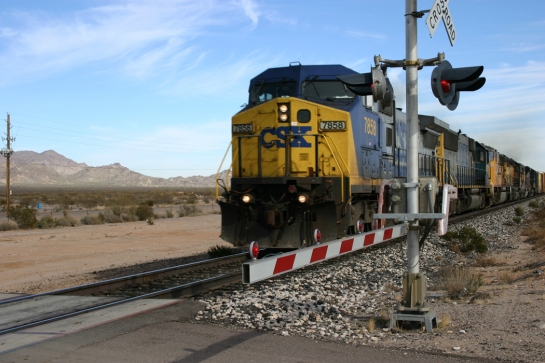 Mobile Az train