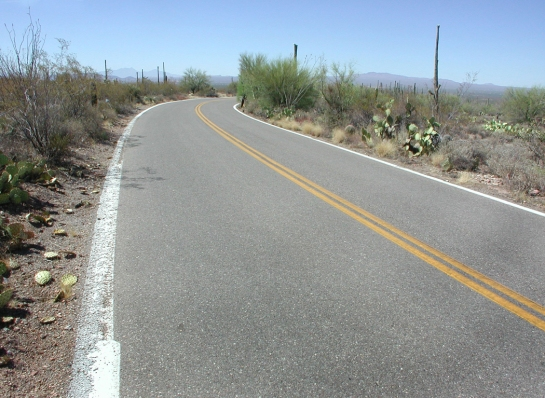 North Kinney Road, near Tucson