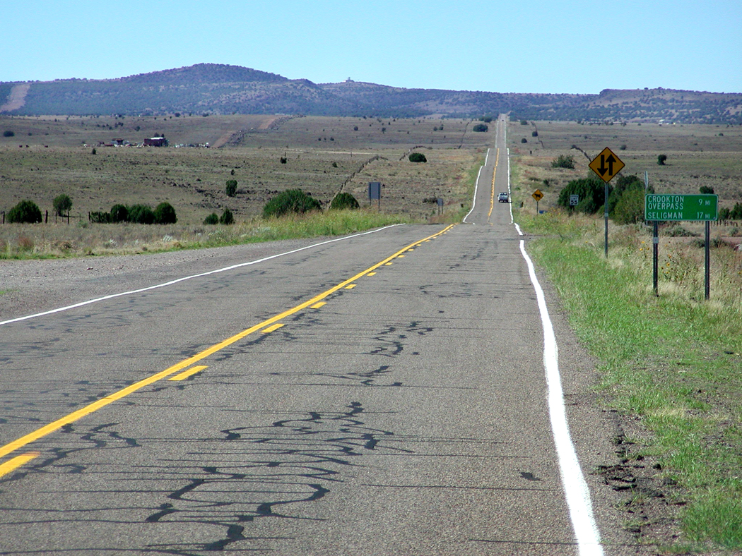 Old 66 to Seligman