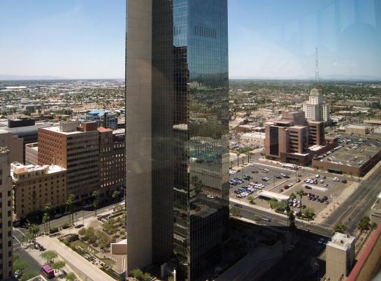 Phoenix skyscraper