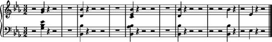 Sibelius symphony 5 piano score