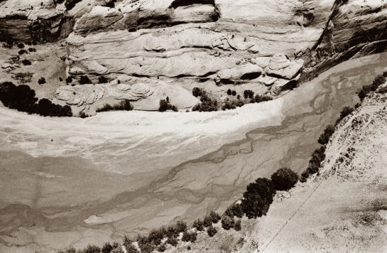 Sliding Rock Ruins, Canyon de Chelly