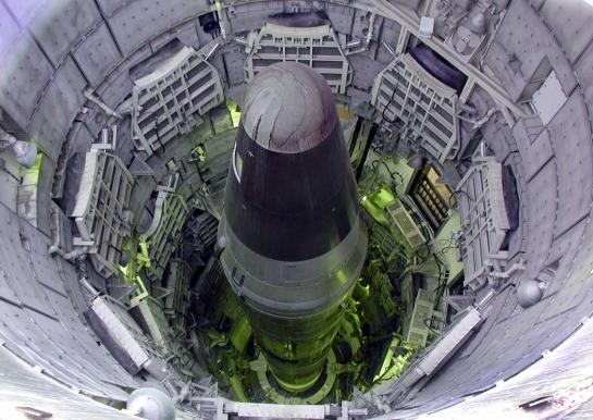 Titan missile Ariz