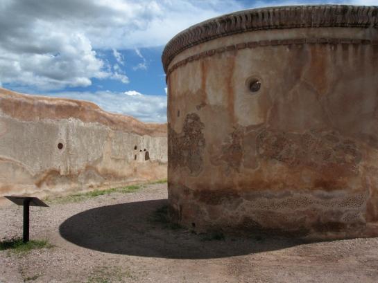 Tumacacori baptistry