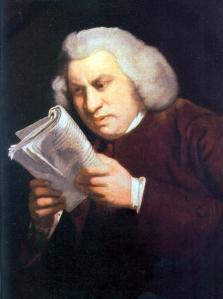 Johnson by Joshua Reynolds