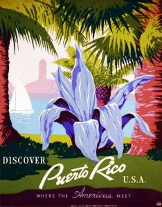 puerto rico poster vertical