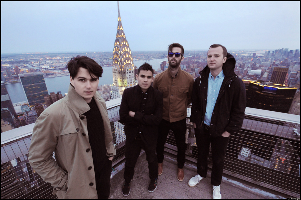 Vampire Weekend: More hands in pockets