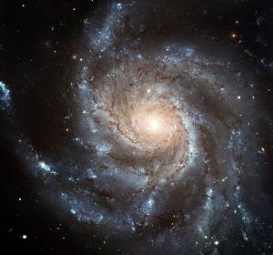 Largest ever galaxy portrait - stunning HD image of Pinwheel Gal