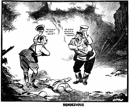 hitler stalin say hi