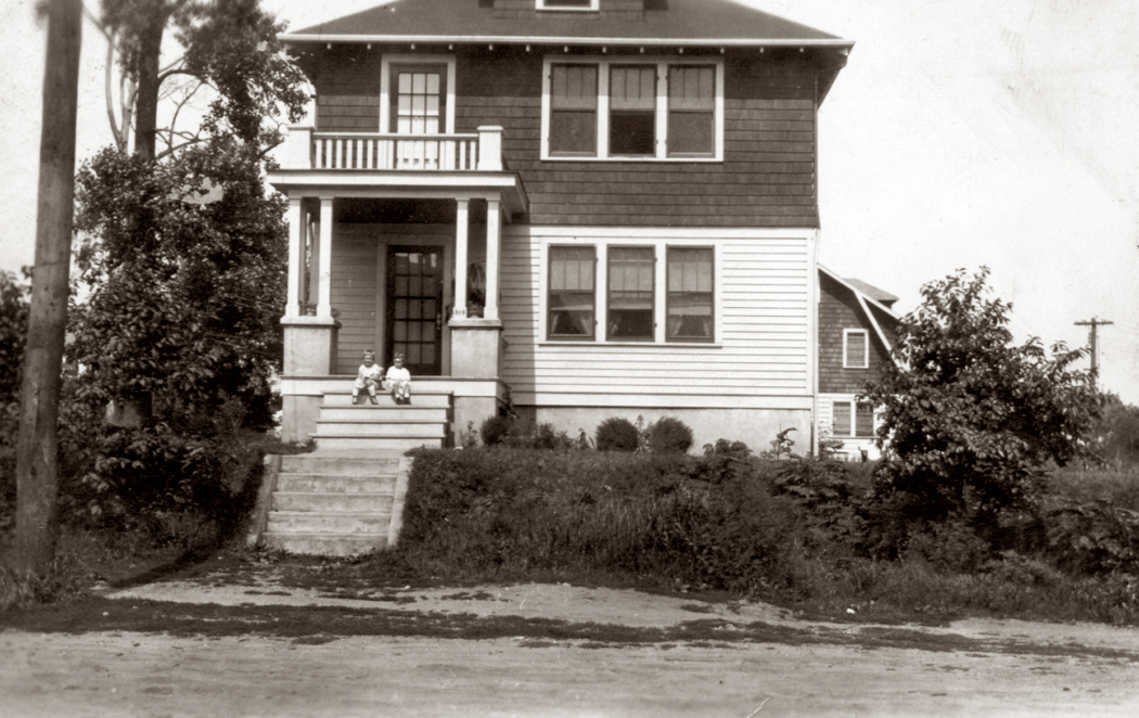 313 DeGraw Ave. 1927