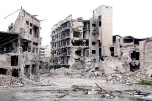 Aleppo, 2016