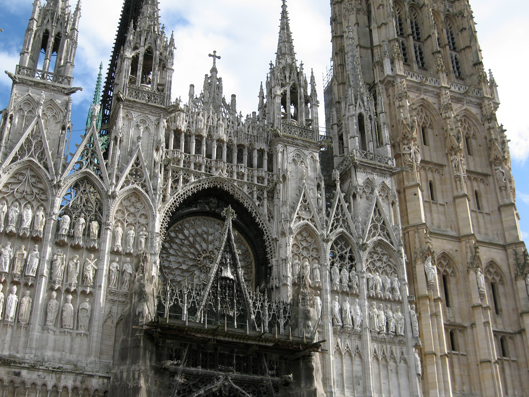 Cathedrals Of Northern France Part 2 Rouen
