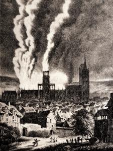 spire-destroyed-by-fire-in-1822