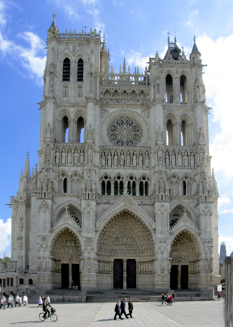In The High Middle Ages Towns Built Churches Way American Cities Build Sports Stadiums Striving For Biggest Best And Most Impressive