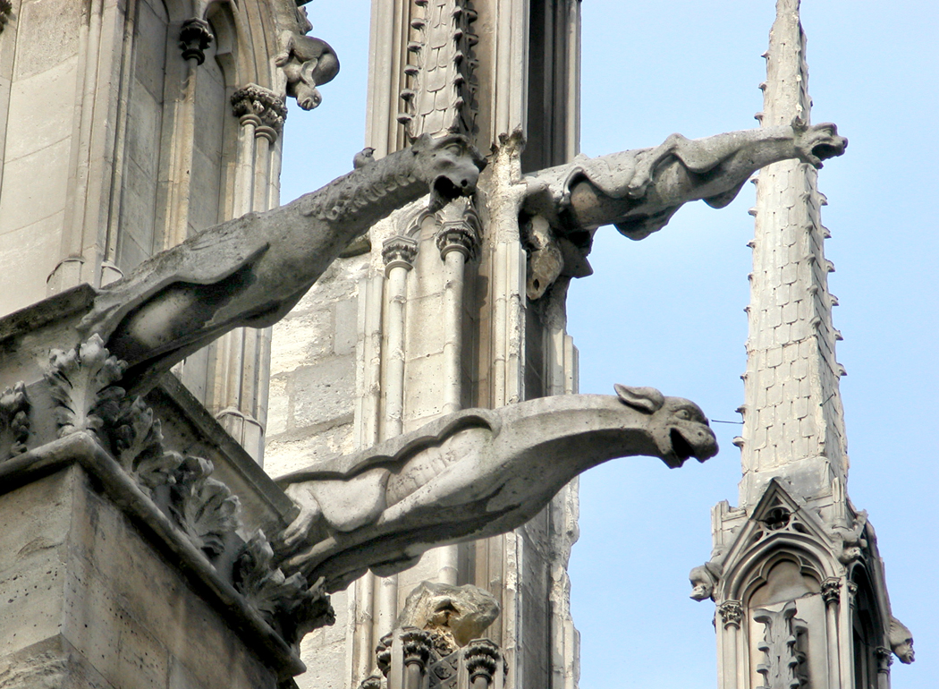 We Tend To Use The Term Gargoyle For All Mythical Beasts On A Gothic Church But True Is Rainspout Word Coming Medieval