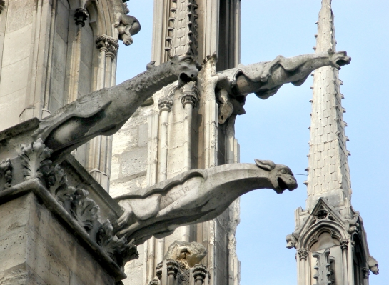 The cathedrals of northern France part 10: Chimerae of ...